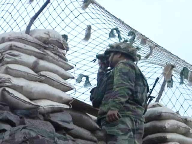 Video : Army Jawan Killed in First Ceasefire Violation After Election