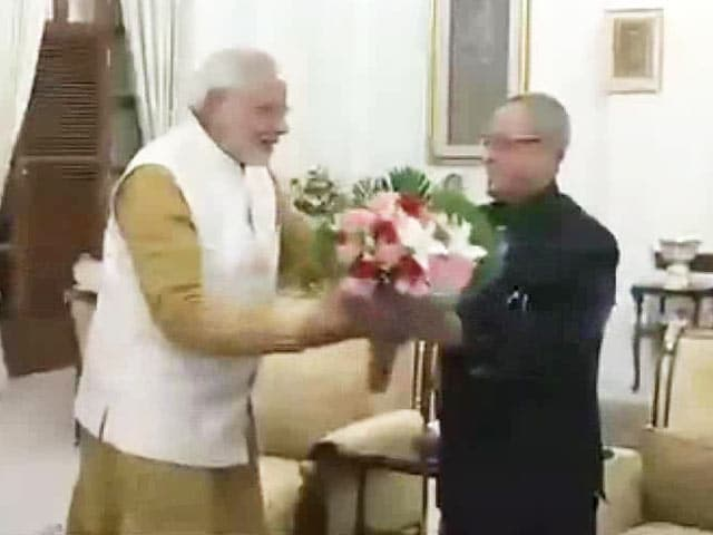 Video : Narendra Modi to Become India's 15th Prime Minister on May 26