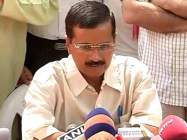 Video : Arvind Kejriwal Apologises For Delhi Exit, Says Polls Inevitable
