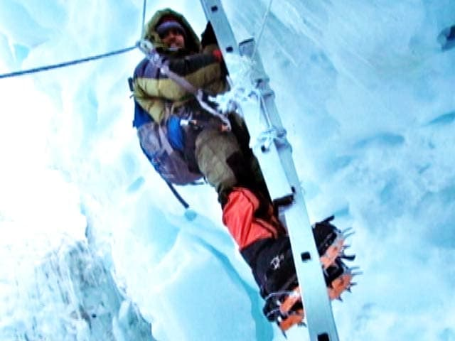 Video : Indian Woman Everest Climber Goes Missing on Kanchenjunga
