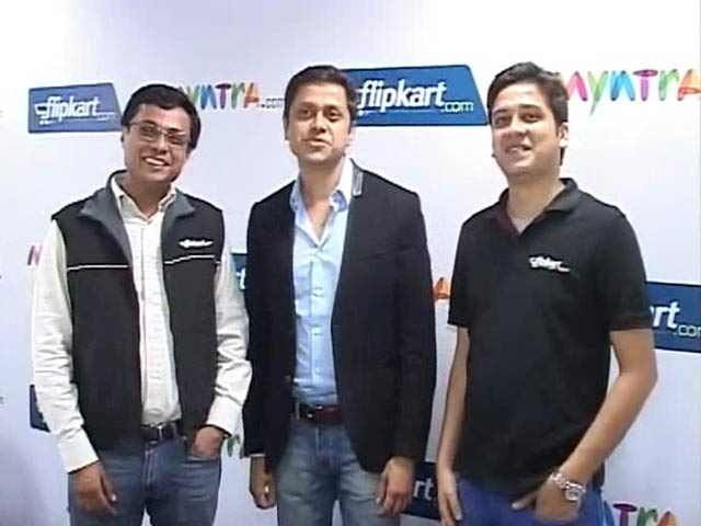 Video : Flipkart Acquires Myntra To Take On Amazon