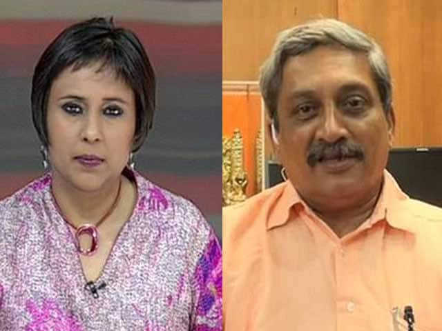 Video : Watch: PM Modi Different from Campaigner Modi - Manohar Parrikar to NDTV