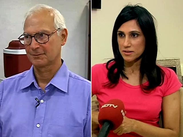 Video : Rina Dhaka and Jamsheyd Godrej Join The Mission Energy Campaign