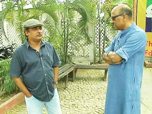 Video : Walk The Talk With Piyush Mishra (Part 1)