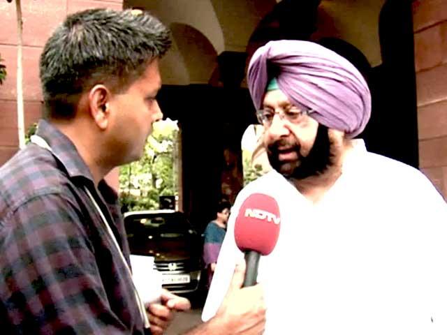 Videos : राहुल की मदद करें प्रियंका : कैप्टन अमरिंदर सिंह