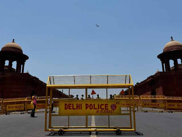 Video : Unprecedented Security for Narendra Modi's Swearing-In Ceremony