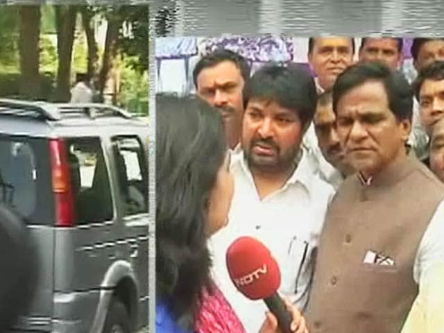 Video : An Old-Timer Newcomer in Modi's Council of Ministers
