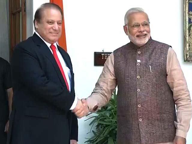 Video : India Does Not Rule Out Meeting Between PM Modi, Nawaz Sharif in Nepal