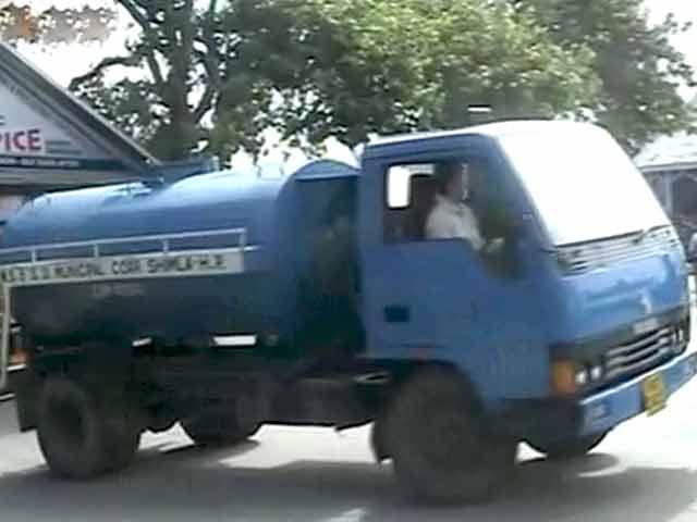Video : पानी की किल्लत से जूझता शिमला