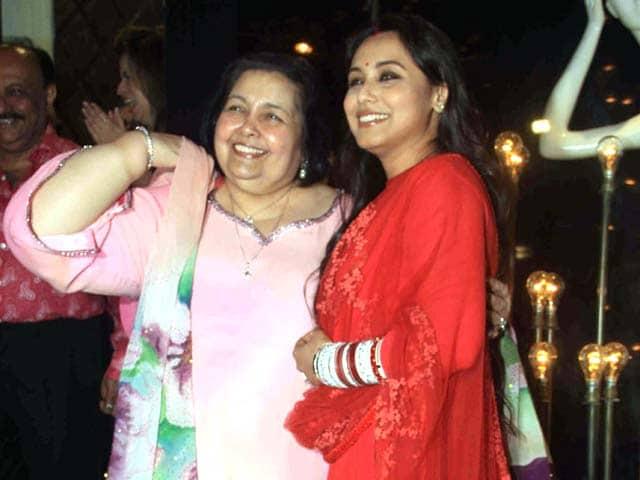 Video : Rani Mukerji's First Public Appearance After Wedding