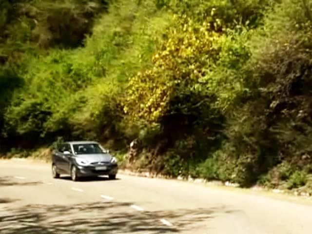 Video : Chandigarh to Kasauli Getaway