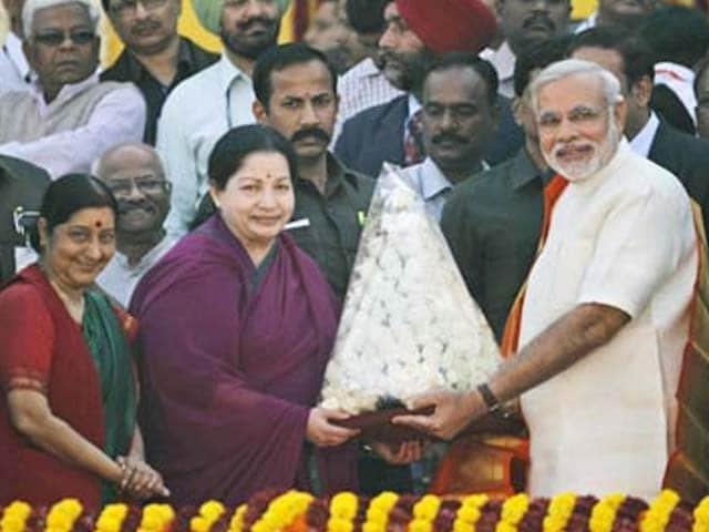 Video : Jayalalithaa to Meet Narendra Modi on June 3 Amid Talk of Alliance