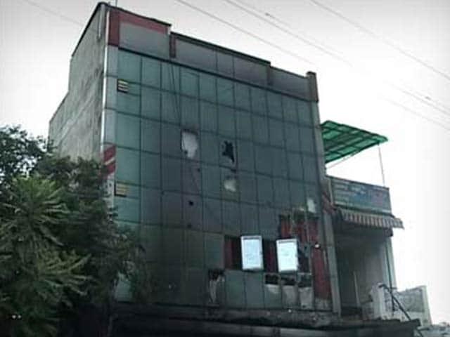Video : Four killed, 12 injured in Jammu Hotel Fire