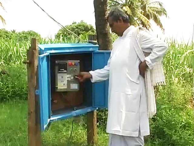 Video : Spreading energy efficiency amongst farmers in Hubli
