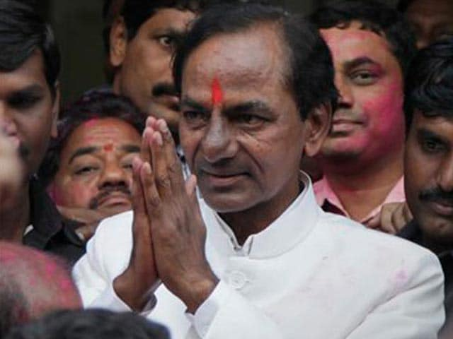 Video : The Rise of K Chandrasekhar Rao