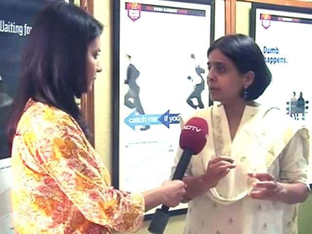 Video : 'Need Radical Solution For Ganga Crisis': Sunita Narain to NDTV