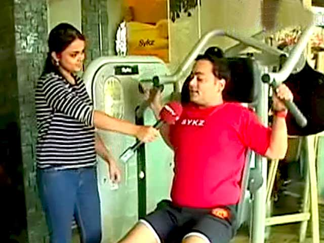 Video : Young India's Fitness Craze