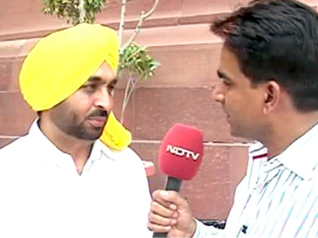 Videos : भगत सिंह के सपने को पूरा करेंगे : भगवंत मान