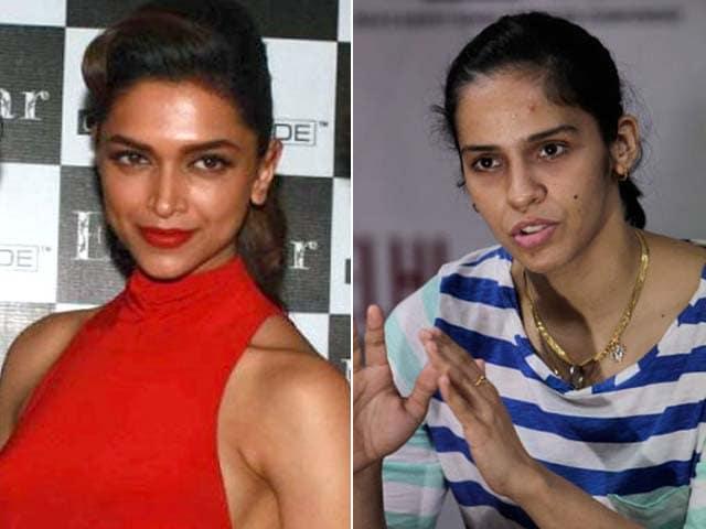 Video : Saina Nehwal Wants Deepika Padukone in her Biopic