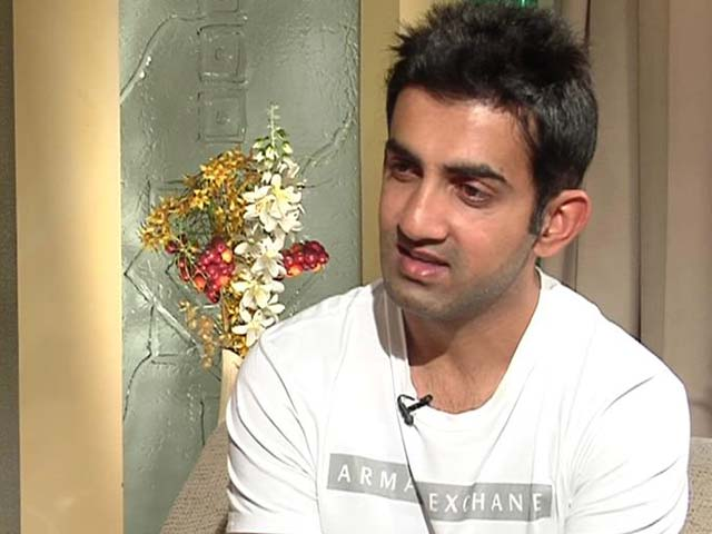 Video : IPL 7: I Have Matured But I Still Have the Same Hunger for Runs, Says Gautam Gambhir