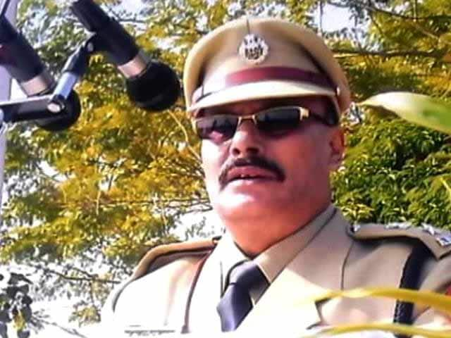 Video : Assam: Top Cop Killed in Encounter with Militants