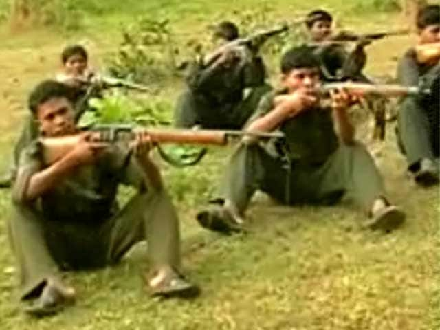 Video : Government to Tweak Counter-Maoist Strategy: Sources
