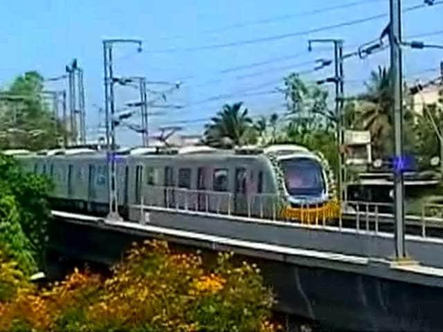 Video : Mumbai Metro Opens to Public Today Amid Row Over Fare