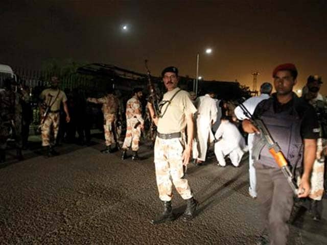 Video : Karachi Airport Attack Ends, Claims Official