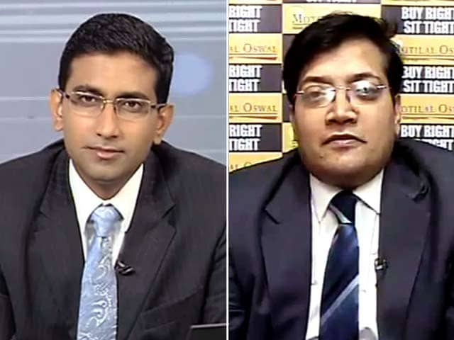 Video : Tread Carefully in Midcap Stocks: Motilal Oswal AMC