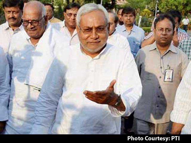 Video : BJP Attempts to Queer the Pitch for Nitish Kumar's Party in Rajya Sabha Polls