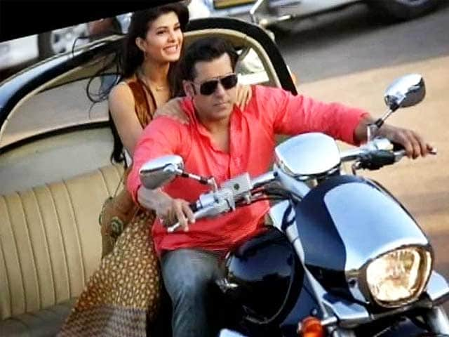 Video : Salman Khan Plays a 'Devil' in <i>Kick</i>