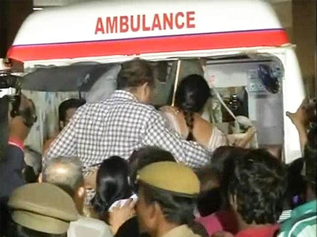 Video : Beas River Tragedy: Bodies of Four Students Flown Back to Hyderabad