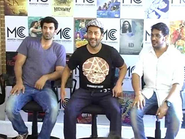 Video : Bollywood at Casting Director's Studio Launch