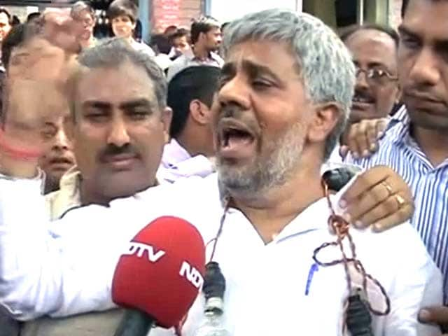 Video : दिल्ली में बिजली-पानी संकट : कांग्रेस कार्यकर्ताओं का प्रदर्शन