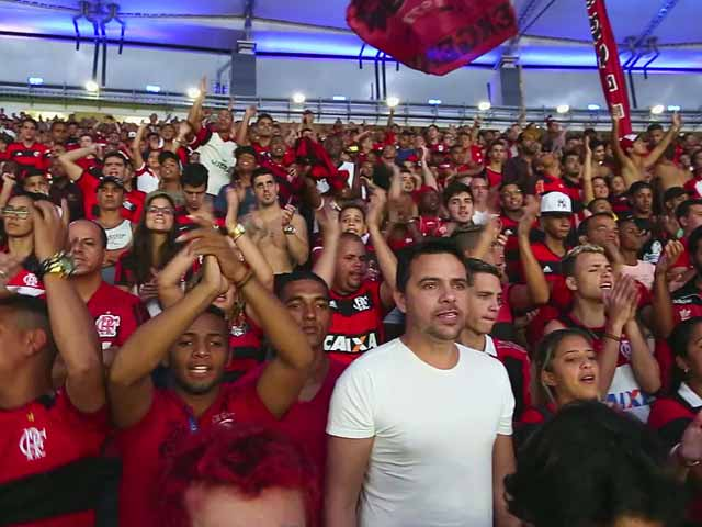 Video : Fuliminese vs Flamengo: A War of the Classes at the Maracana