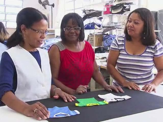 Video: FIFA World Cup: Sewing for a Better Future