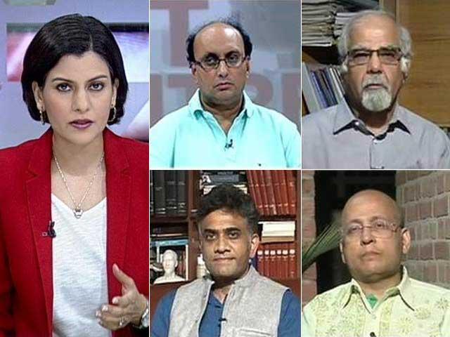 Video : Watch: Building Consensus, Modi Style