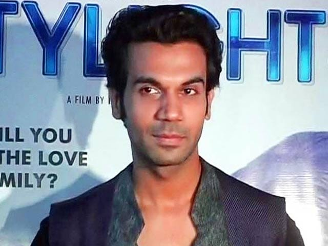Video : Rajkummar Rao on a Roll