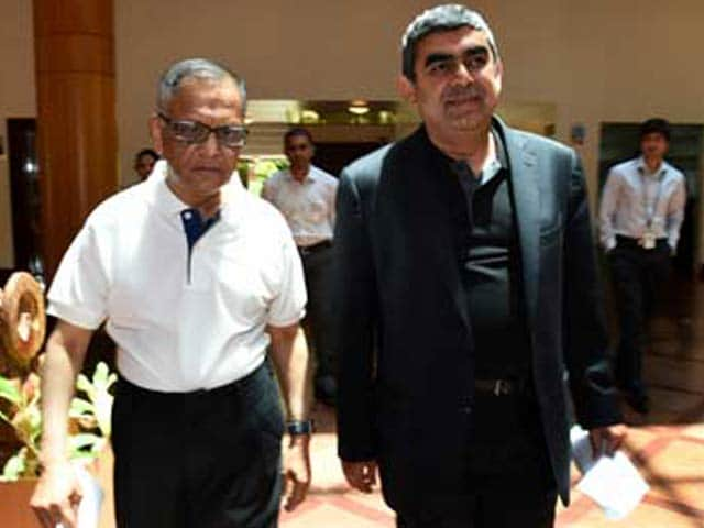 Video : New Blood at Infosys: Vishal Sikka is the New Chief