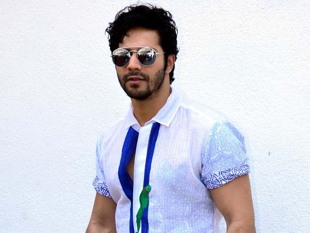 Video : Varun Dhawan to go on a Crash Diet
