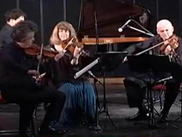 Video : Experience the Magic of Strings With Kodaly String Quartet, Budapest