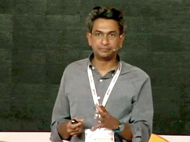 Video : Goafest 2014: Google's Rajan Anandan on the Future of Wearable Technology