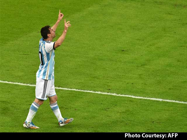 Video : 'Lionel Messi Goal Turning Point but Argentina Tepid in FIFA World Cup Opener'