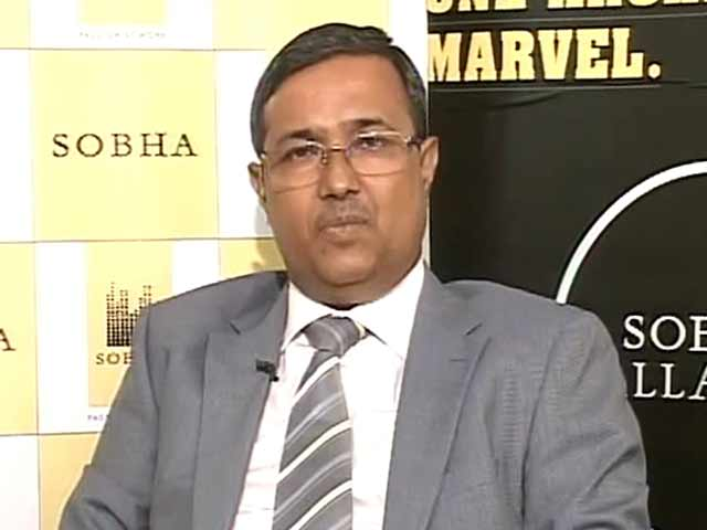 Video : Amendment in Land Acquisition Act May Help the Government:  Sobha Developers