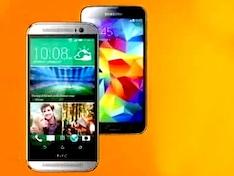 Battle of the Flagship Smartphones