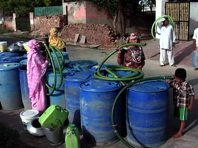 Video : Why Water Woes Dash the Hopes of Eligible Bachelors Here