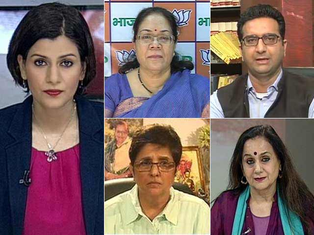Video : Watch: Office of Governor Politicised by UPA, NDA?