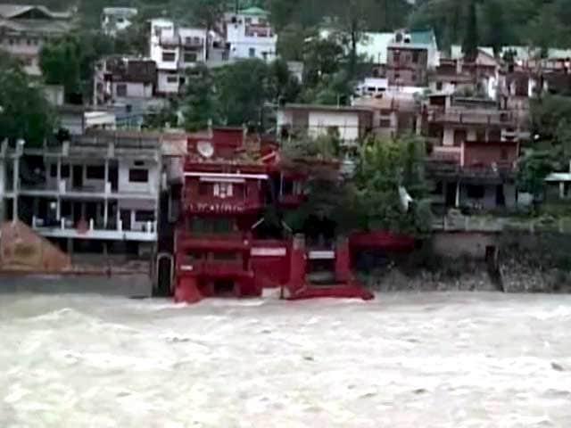 Videos : उत्तरकाशी में भारी बारिश के बाद अलर्ट