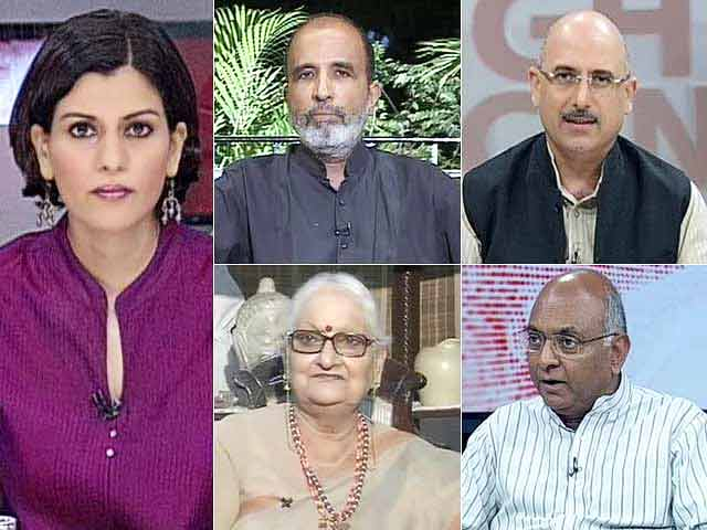 Video : Watch: Removing UPA Appointees - Posts Politicised?
