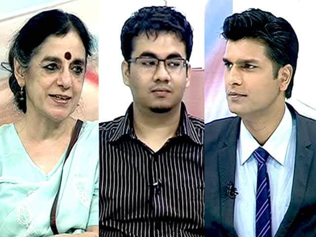 Videos : न्यूज प्वाइंट : क्यों दबाव में हैं छात्र?